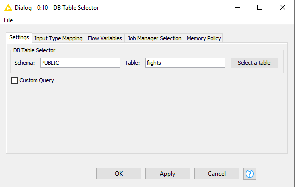 KNIME Database Extension Guide